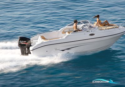 Motor boat Ranieri SL 24 Cabin