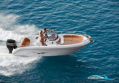 Motor boat Ranieri Voyager 23S m. Yamaha F150