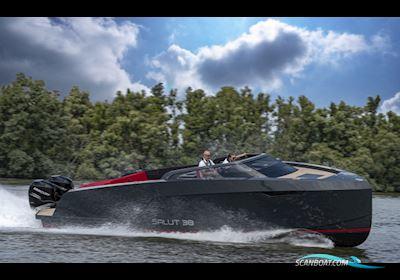 Motor boat Salut 38