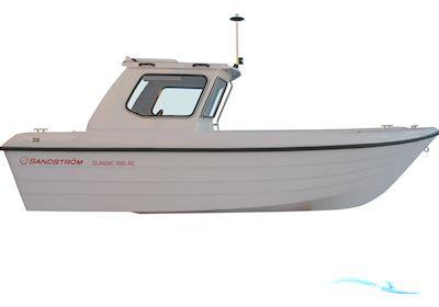 Motor boat Sandström Classic 495 AC
