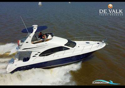 Motor boat Sea Ray 455 Sedan Bridge