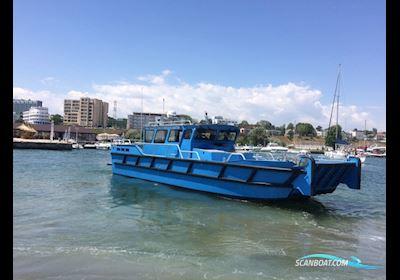 Motor boat Sea Truck 12 Patrol (inboard)