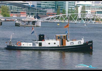 Motor boat Sleepboot 16,19