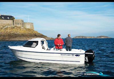 Motor boat Smartliner Cuddy 19