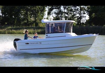 Motor boat Smartliner Fisher 19