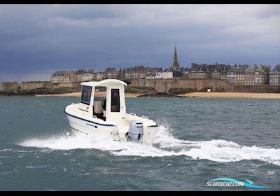 Motor boat Smartliner Fisher 21