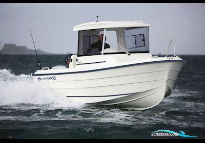 Motor boat Smartliner Fisher 23