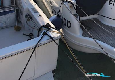 Motor boat STAMA 37 HT