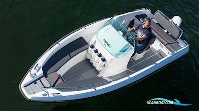 Motor boat Sting 530 S - 50 HK Yamaha