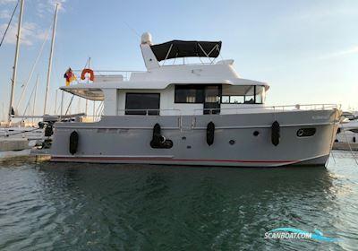 Motor boat Swift Trawler 50 w. New Engines