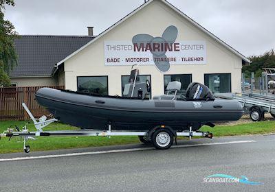 Motor boat Tiger Marine 520 Open