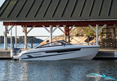Motor boat Yamarin 60 DC