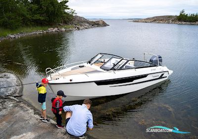 Motor boat Yamarin 63 DC