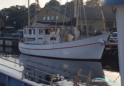 Motor sailor trawler/Kutter