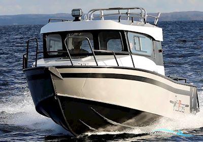Motorbåd Aluforce 710 Hardtop