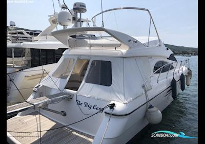 Motorbåd Astondoa 54 GLX