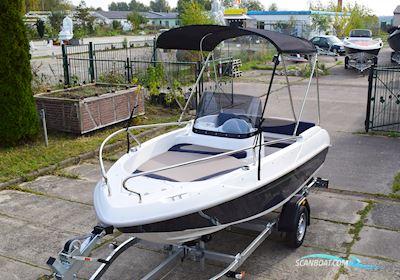 Motorbåd Aurelia 460 CB
