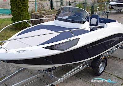 Motorbåd Aurelia 545 Sundeck