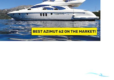 Motorbåd Azimut 62 Fly