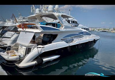 Motorbåd Azimut 70 Fly