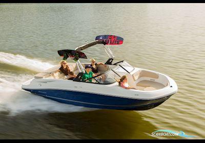 Motorbåd Bayliner VR6 Med Mercruiser 4.5L Mpi200hk Benzin, Katalysator, Alpha One