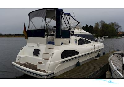 Motorbåd birchwood 340 ac crusader