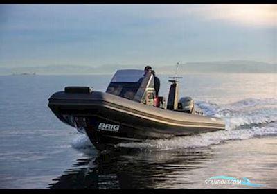 Motorbåd Brig E8 Eagle Luxus RIB