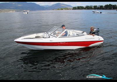 Motorbåd Campion A16 OB BR Allante