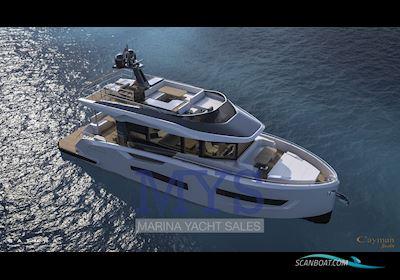 Motorbåd Cayman Yachts Navetta N580 New
