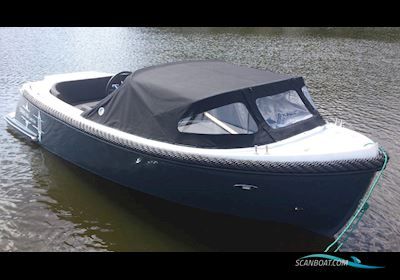 Motorbåd Corsiva 595 Tender - 24 HK Karvin Elmotor/Udstyr