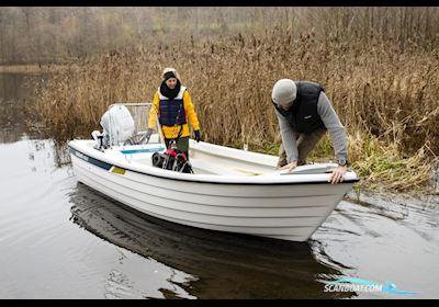 Motorbåd CREMO 465 SC
