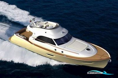 Motorbåd Dolphin 54 Sun Top