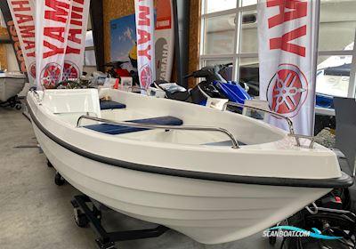 Motorbåd Fjordjollen 390 Fisk m. Styrepult