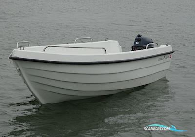 Motorbåd Fjordjollen 390 Fisk