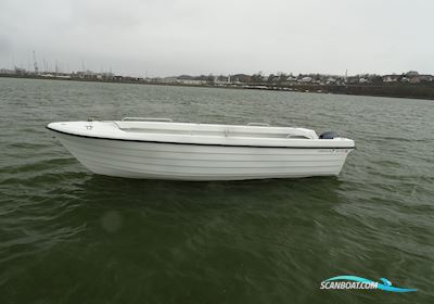 Motorbåd Fjordjollen 550 Fisk
