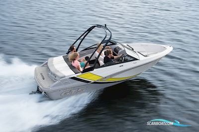 Motorbåd Glastron Gts 185