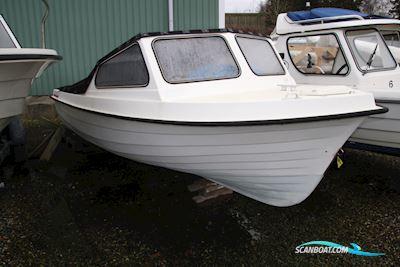 Motorbåd Hansavik 15,5