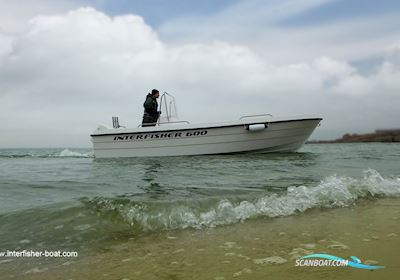 Motorbåd Interfisher600