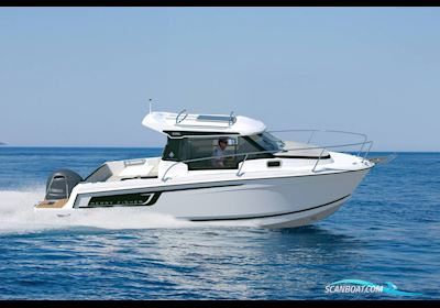 Motorbåd Jeanneau Merry Fisher 695 (Serie 2) - 115 HK Yamaha
