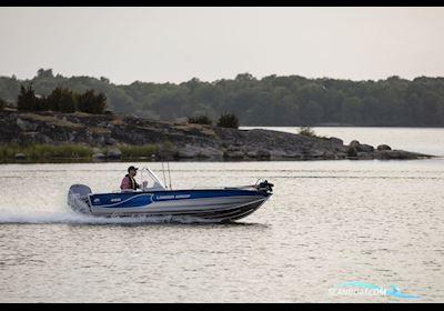 Motorbåd Linder Arkip 460