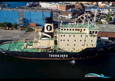 Motorbåd Long Range Expedition Icebreaker