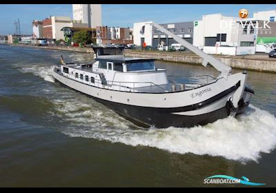 Motorbåd Luxe Motor Tjalk 26m