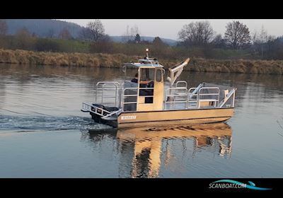 Motorbåd MS B610