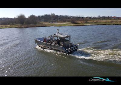 Motorbåd MS Cat690WT Cabin (Catamaran Hull)