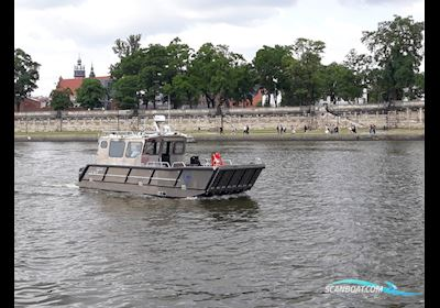 Motorbåd MS CAT950WT Cabin (Catamaran hull)