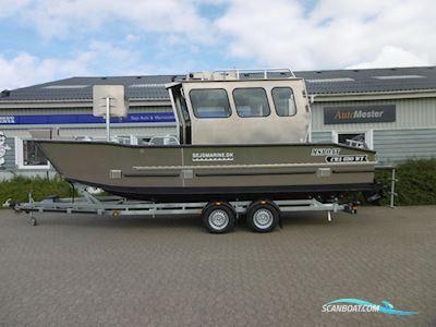 Motorbåd MS CWA690WT Big Cabin