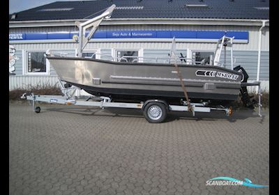 Motorbåd MS S550WT
