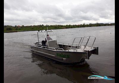 Motorbåd MS S610P