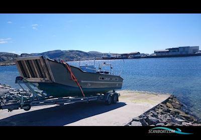 Motorbåd MS S610WT