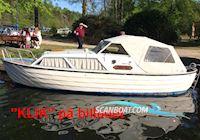 Motorbåd Nidelv 24